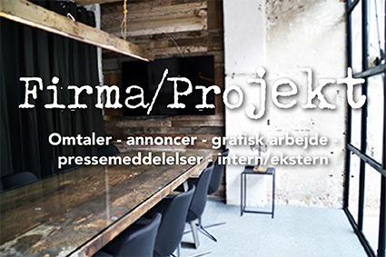 Firma/projekt