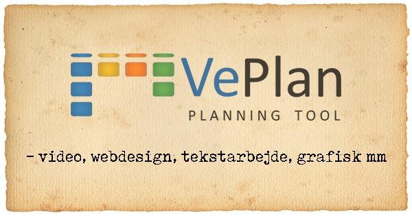 Veplan Planning Tool – formidling af nyt produkt