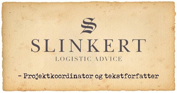 Projektkoordinator og tekstforfatter – Slinkert ApS