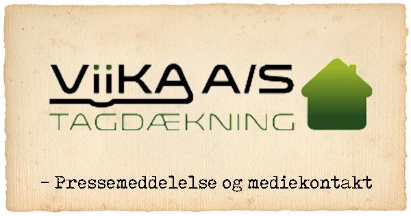 Pressemeddelelse og PR for Viika A/S